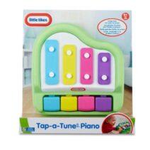 LITTLE TIKES TAP-A-TUNE PIANO-GREEN