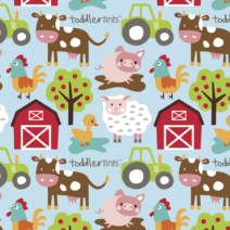 TODDLER TINTS – FARMYARD FRIENDS