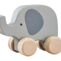 KAPER KIDZ CALM & BREEZY WOODEN ANIMAL CAR