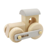 KAPER KIDZ CALM & BREEZY WOODEN TRAIN ENGINE