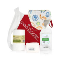 Pea Pods Toilet Trial Pack Red