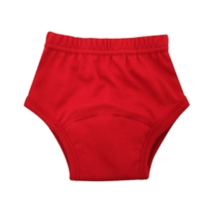 Pea Pods Training Pants Racing Red