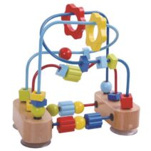 TOOKY TOY BEADS COASTER