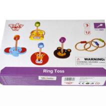 TOOKY TOY RING TOSS