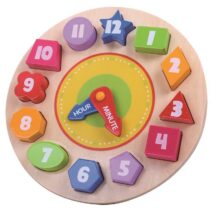 TOOKY TOY CLOCK PUZZLE