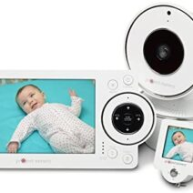 Project Nursery 5″ High Definition Baby Monitor System with 1.5″ Mini Monitor
