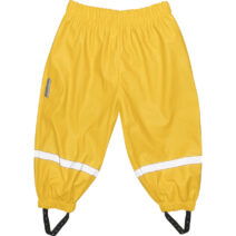 Silly Billyz Yellow Waterproof Trousers