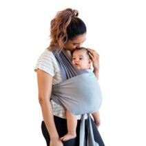 MOBY Easy – Wrap Carrier Smocked Pearl