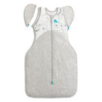 Love To Dream Swaddle Up Transition Bag 2.5 Tog White / Stars