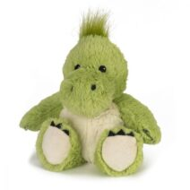 WARMIES DINO, the Green Dinosaur
