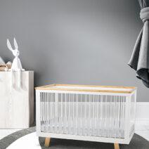 COCOON LUSH COT Incl. Aussie made mattress