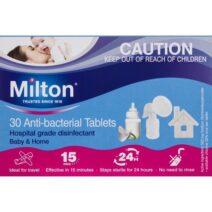 Milton Antibacterial Tablets 30 Pack