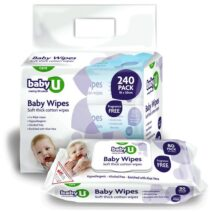 Baby U Wipes 3 Pack