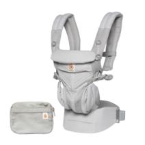 Omni 360 Cool Air Mesh Baby Carrier – Pearl Grey