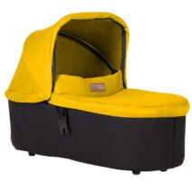 MOUNTAIN BUGGY CARRYCOT PLUS FOR SWIFT/MINI – GOLD