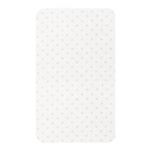 LITTLE TURTLE BABY CHANGE MAT COVER / GREY STARS