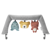 BABY BJORN TOY FOR BOUNCER – SOFT FRIENDS