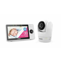 VTECH RM901HD 5″ Smart Wi-Fi HD Pan & Tilt Video Monitor with Remote Access